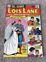Superman's Girlfriend Lois Lane #68 (1966) 80 pg Giant! Gorgeous Silver Age Gem!