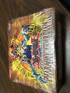 YUGIOH PHARAONIC GUARDIAN limited edition 24ct. Booster Box  New Factory Sealed