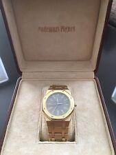 RARE Audemars Piguet Royal Oak 18k Yellow Gold Vintage 80's Ref.6023BA