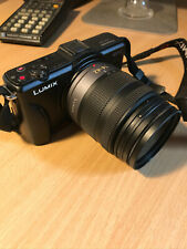 Panasonic LUMIX DMC-GF2 12.1MP Camera- Black 14-42mm + 45-200mm Lens + extras