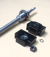 RM1605 Ballscrew L860mm & BK/BF12 & coupler [SN-T]