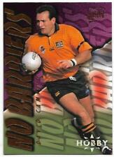 1996 Futera Rugby Union NO BARRIERS (NB2) David CAMPESE Sample Hobby