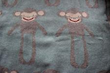 Strickjersey Wolle Äffchen 0,25 x 1,60