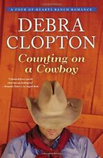 Counting on a Cowboy (A Four of Hearts Ranch Roman