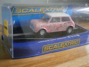 Scalextric C3224 Morris Mini Cooper New Boxed