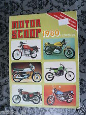 MOTORSCOOP 1980 ALL MODELS DUTCH MARKET COLOUR MV AGUSTA 750S AMERICA,RICKMAN,B