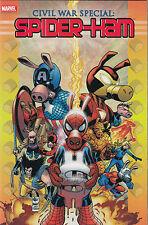 Ultimate Civil était SPECIAL SPIDER-Ham #1 (allemand) Spider-Man acquérir-Variant
