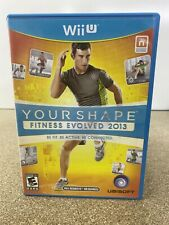 Your Shape: Fitness Evolved 2013 (Nintendo Wii U, 2012) Exercise Video Game