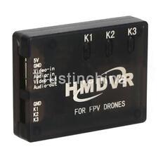 UK HMDVR Mini Digital Video Recorder 30fps for FPV Drones Quadcopter QAV250