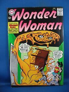 Wonder Woman #151 (Jan 1965, DC) VF+ ORIGINAL COOKIE MONSTER