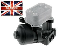 OIL COOLER WITH HOUSING FOR VW POLO SKODA FABIA II ROOMSTER SEAT IBIZA 1.2TDI
