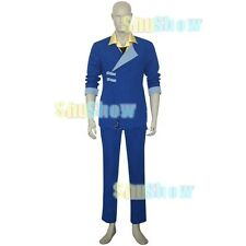High Quality Cowboy Bebop Spike Spiegel Cosplay CostumeHalloween japanese anime