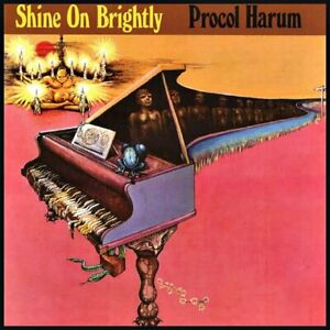 Procol Harum Shine on Brightly (Esoteric Expanded & Remastered CD)