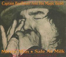 CAPTAIN BEEFHEART And His Magic Band – Mirror Man/Safe As Milk (2-CD 1991)