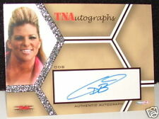 TNA  -  KNOCKOUT  ODB - AUTOGRAPH CARD