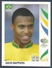 PANINI FIFA WORLD CUP-GERMANY 2006- #388-BRAZIL-JULIO BAPTISTA