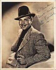Dashing Vintage DICK POWELL Signed Photo