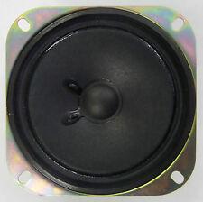 "(4) NEW Advantz 4"" Speakers Lot 8 Ohm 5 W Max 820986 Car Trailer Camper RV"