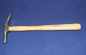 CS Osborne # 222 Magnetic Upholsterers Hammer Osborne