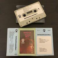 BOB DYLAN - GREATEST HITS 2 (RARE SAUDI CASSETTE TAPE) IMD-7470