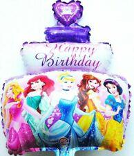 R35F4 not Helium balloon Folienballon Disney Prinzessin Mädchen Geburtstag Party
