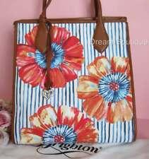 Brighton MEADOW Floral Tote Handbag NWT $290