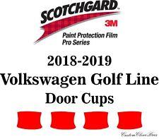 3M Scotchgard Paint Protection Film Pro Series 2018 2019 Volkswagen Golf Line