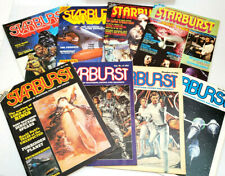 Original 1970s-1980s Starburst Magazine Collection- UK Sci-Fi Mags- Your Choice