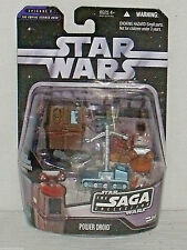 Star Wars SAGA POWER DROID Action Figure Hasbro