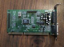 ESS Audiodrive ES1868F ISA 16Bit Soundkarte getestet