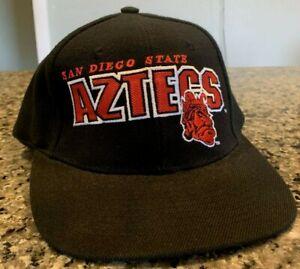 San Diego State Aztecs Hat Snapback Vintage Sports Specialties