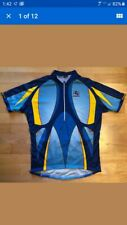Mens Giordana Cycling Jersey Size L