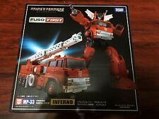 IN STOCK!!!  NEW TAKARA TOMY Transformers Masterpiece MP-33 INFERNO G1 US SELLER