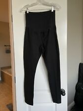 Gap Maternity Black Ponte Legging Size S