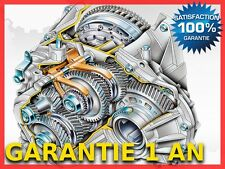 Boite de vitesses Dacia Dokker 1.5 DCI JR5341 BV5 1an de garantie