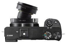 TILT MACRO CREATIVE ART DESIGN LENS F/2.8 50mm or 80mm SONY E LENSBABY TYPE