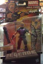 Marvel Legends Vintage Marvel's Hawkeye ACTION FIGURE NIP Rocket Raccoon BAF Set