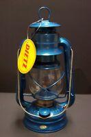 "NEW 10"" TALL BLUE DIETZ #76 ""THE ORIGINAL"" OIL KEROSENE LANTERN 69869JB"