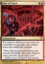 Rain of Gore Dissension NM Black Red Rare MAGIC THE GATHERING CARD ABUGames