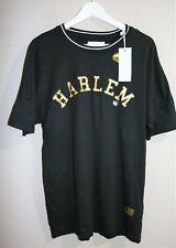 COTTON ON Brand Men's Black Harlem Short Sleeve Tee Size S BNWT  #SZ89