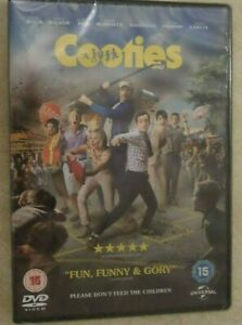 'Cooties' DVD New Sealed