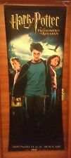PROMO BANNER 185X70CM HARRY POTTER Y EL PRISIONERO DE / PRISONER OF AZKABAN