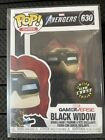 Funko Pop Gamerverse Black Widow GITD Glow Chase #630 w/ Protector *MINT*