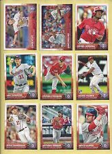 2015 Topps #665 Stephen Strasburg - 25 card lot - Great Flea Market inventory!!