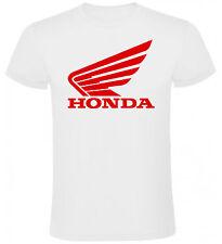 Camiseta Honda logo motocicletas motor Hombre varias tallas y colores a031