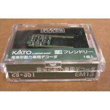 Kato 29-351 DCC Decoder EM13 (for train motor) - N&HO
