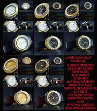 Oferta grosshandels convolut 5x diverse Cavadini relojes