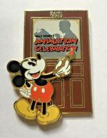 Disney Pin Badge WDW - Animation Celebration 2018 Event - Logo  Mickey