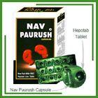 Nav Paurush Herbal Ayurveda Weight Gain Formula - Gain Fast 30 Pills SAFE FSW
