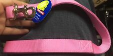 TOP PAW 2' TRAINING LEASH, PINK